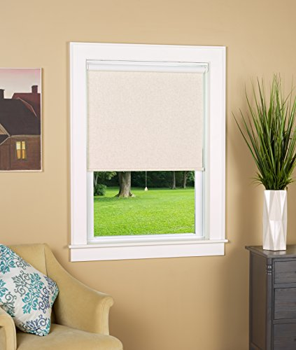 Green Mountain Vista Huntington Blackout Cordless Spring Roller Shade