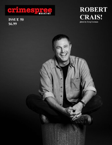 Crimespree Magazine #50