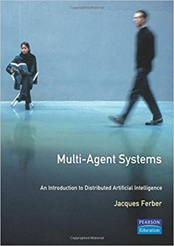 Multi-agent systems: An introduction to distributed artificial intelligence