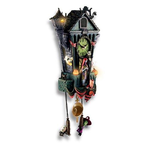 Amazon.com: Cuckoo Clock: Tim Burton's The Nightmare Before ...