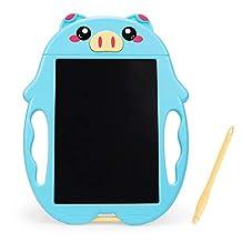 ETSXB Tableta de Escritura LCD para niños - Tablero de Dibujo Digital para niños Papel de Escritura a Mano sin Papel Tablero de Dibujo Doodle electrónico Tabletas de Notas de 9 Pulgadas Notas