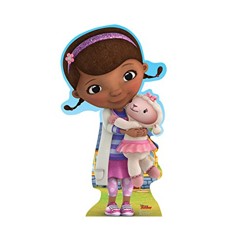 Advanced Graphics Doc McStuffins Life Size Cardboard Cutout