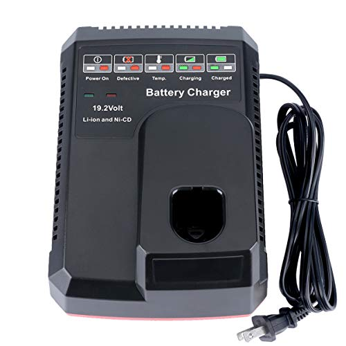 - Lasica 19.2V C3 Battery Charger 140152004 for 19.2-Volt Craftsman C3 Lithium & NiCad XCP Battery 130279005 315.CH2030 11375 11376 315.PP2011, 110-220V US Plug
