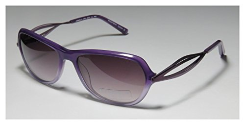 Koali 7178k WomensLadies Designer Full-rim SunglassesSun Glasses (58-16-135 Purple)
