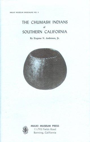 Chumash Indians of Southern California