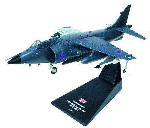 [BAE sea Harrier FRS. Mk1 diecast 1:72 model (Amercom SL-27)] (Harrier Toy)