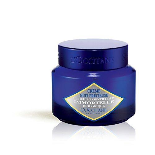 Loccitane Day Care - L'Occitane Immortelle Precious Night Cream to Help Reduce the Appearance of Wrinkles, 1.7 oz.