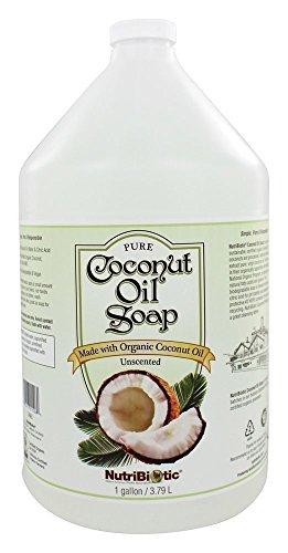 Nutribiotic Coconut Unscented Fluid Ounce