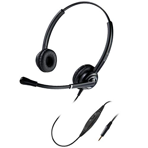 Cell Phone Headset with