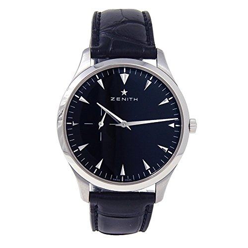 Zenith Elite Automatic-self-Wind Male Watch 03.2010.681 (Certified Pre-Owned)