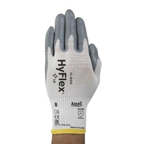 HyFlex 11-800-8 Light-Duty Multi-Purpose Gloves