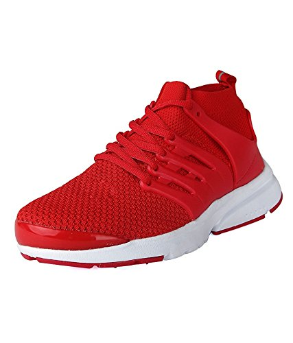 082ebe235c50 SPORT SHOES Vir Sport Air Men s Red Running Shoes (Size   7)  Buy ...