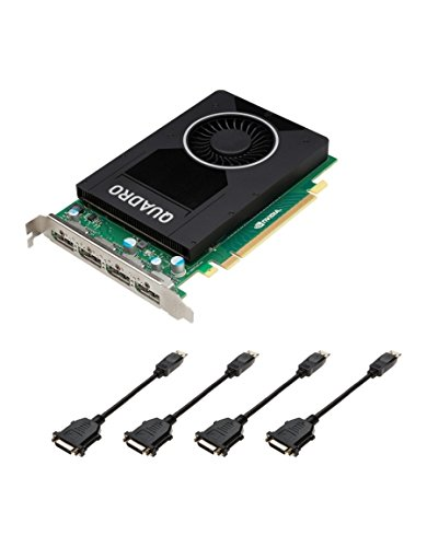 4 opinioni per PNY QUADRO M2000 4GB GDDR5 NVIDIA 4GB
