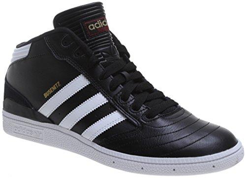 Mens 7 Busenitz Pro F37355 Adidas Noir Mid Black gold Metal 5 Skateboarding Mã©tal Or chaussures white Blanc RtnxTx