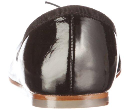 Black Noir Bloch Patent Ballerines femme RZnxwSq7
