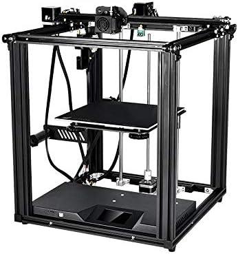 KPOON Impresora 3D Corporativa Escuela Hogar Pequeño estéreo 3D ...