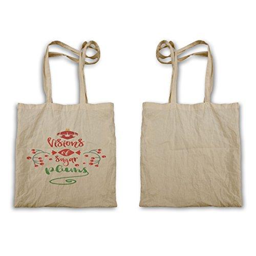 Visioni Di Zucchero Plum Tote Bag S435r
