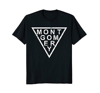 Stylish Montgomery T-Shirt