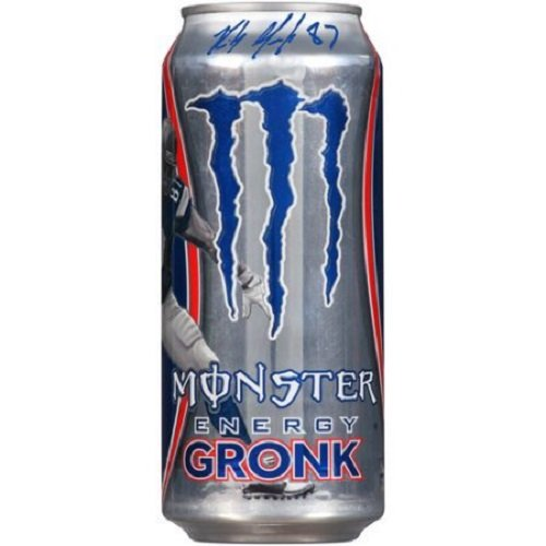 Monster Energy Gronk 12 Pack