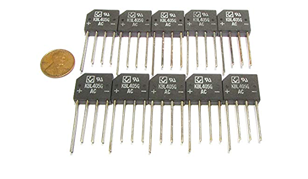 Bridge Diode Rectifier 400v 4a kbl04 rs-4l container