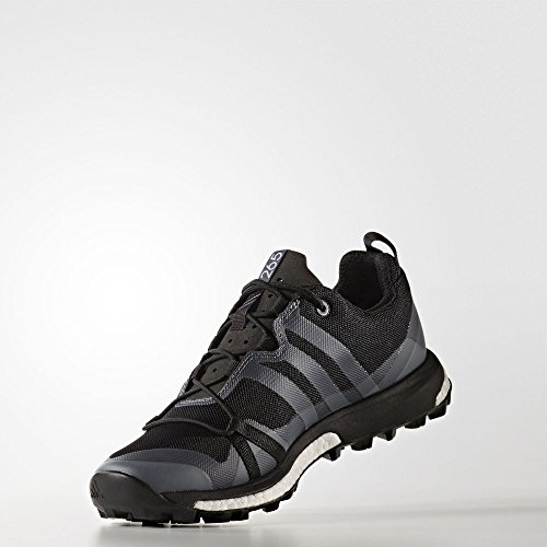 adidas Damen Terrex Agravic W Wanderschuhe, Schwarz (Nero Negbas/Negbas/Gritra), 42 EU