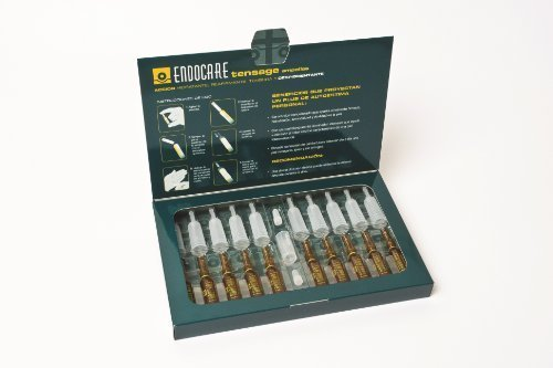 Endocare Tensage Concentrate SCA 50, 10 X 2 ml by IFC Group