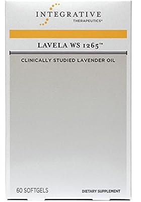 Integrative Therapeutics Lavela Ws 1265 Softgels, 60 Count