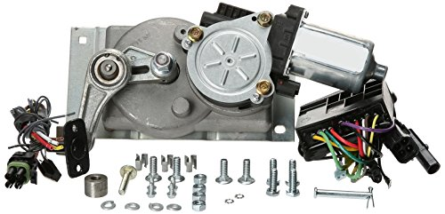 Lippert Components 909774000 Kwikee Step Series 'C' Integrated Motor/Gear Box Linkage Kit and Control Unit (Gearbox Unit)