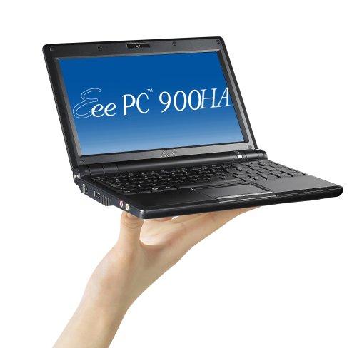 ASUS Eee PC 900HA 89 Inch Netbook 16 GHz Intel ATOM N270