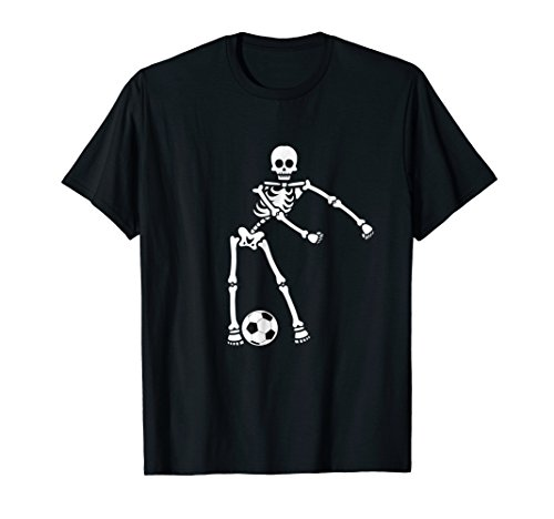 Flossing Skeleton Soccer Shirt Floss Dance Boys Men
