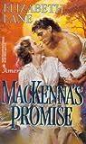 MacKenna's Promise, Elizabeth Lane, 0373288166