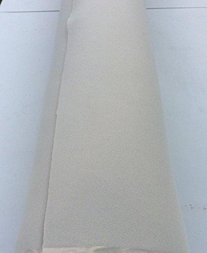 - Headliner Doctor foam backed fabric WORKS WITH SINGLE CAB Chevy Silverado/Sierra-Shale-48 x 60