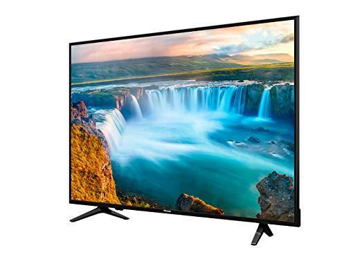 Hisense H58Ae6000 TV LED Ultra HD 4K Hdr, Precision Colour, Super Contrast, Smart TV Vidaa U, Tuner Dvb-T2/S2 Hevc Hlg, Crystal Clear Sound 20W, Wi-Fi