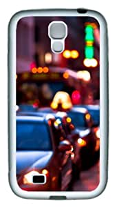Samsung Galaxy S4 Case and Cover - Times Get HardTPU Silicone Rubber Case Cover for Samsung Galaxy S4 / SIV/ I9500 - White
