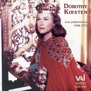 Dorothy Kirsten: Live Performance