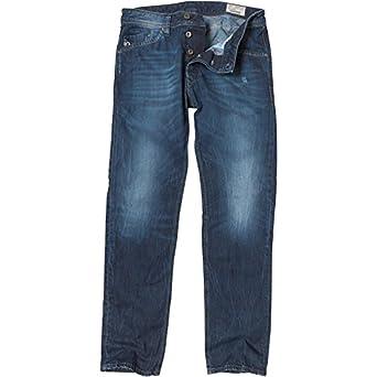 "00138a8b Mens Diesel Darron 0RM80 Jeans Blue Denim Guys Gents (32x32 Waist 32""  ..."