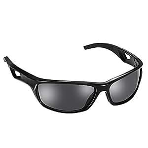 Gafas de Sol Deportivo para Ciclismo de Omorc, Polarizadas y Gran Claridades Con TR90, Marco Irresistible y Ligero para Ciclismo, onducción de Coche, Esquí de Conducción, Golf y Correr