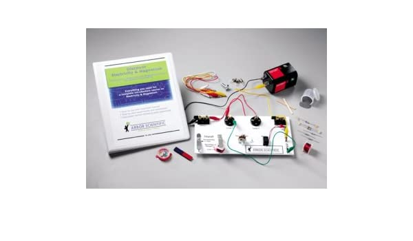 Amazon.com: Discover Electricity and Magnetism Kit: Industrial ...