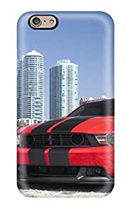 Forever Collectibles Tunned Red Car On Beach Hard Snap-on Iphone 6 Case