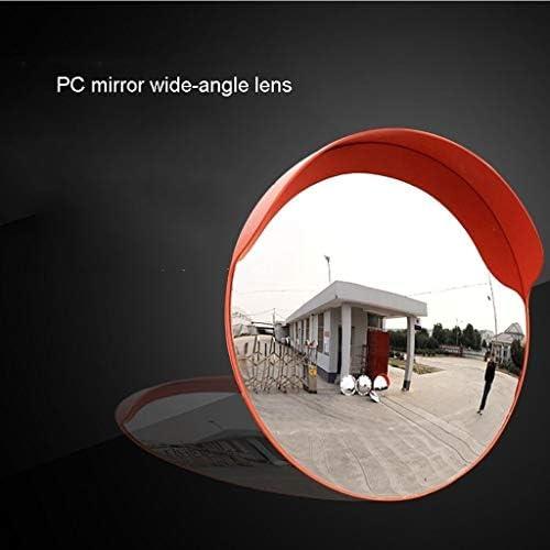カーブミラー 凸面鏡アジャスタブル安全ミラートラフィックミラーは、街角ガレージ駐車場60センチメートル80センチメートルのためのブラインドスポットを排除取付金具を送ります RGJ3-11 (Size : 75cm)