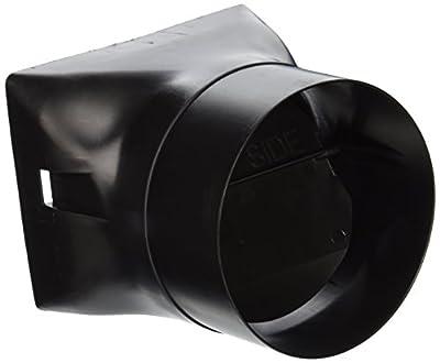 "Broan S97016449 4"" Damper/Duct Connector"