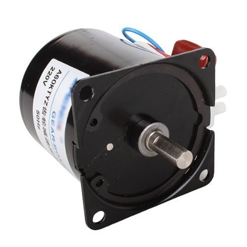 DN High Torque AC 220V 60RPM Gear-Box Electric Synchronous Gear Motor Replacement