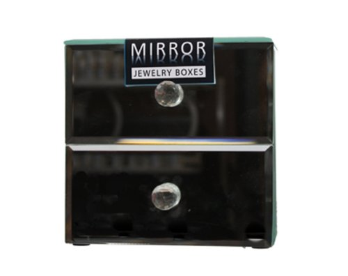 Danielle Mirrored 2 Drawer Jewelry Box product image