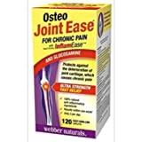 Cheap Webber Naturals Osteo Joint Ease™ with InflamEase™ and Glucosamine , 120 easy-swallow caplets