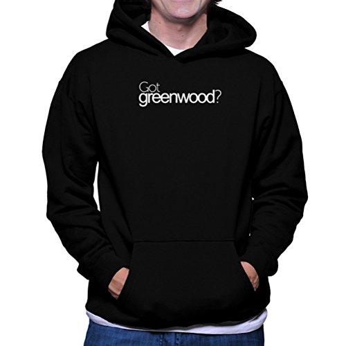 堂々たる比類のない玉Got Greenwood? フーディー