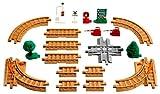 : Fisher Price GeoTrax Train Rail Pack