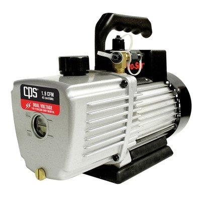 Single Stage 1.9 CFM Dual Vaccum Pump