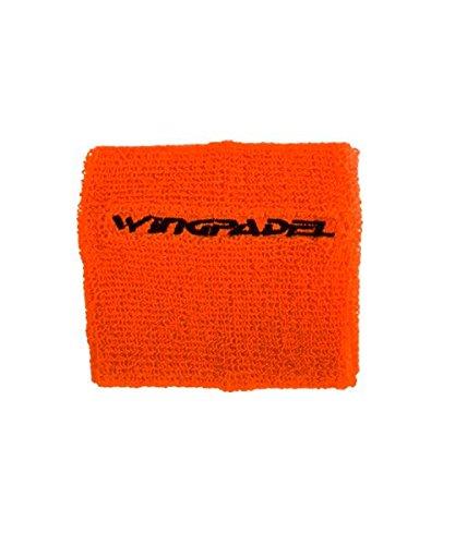 WINGPADEL MUÑEQUERA Naranja