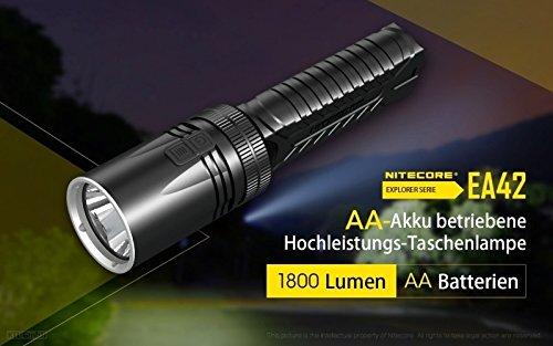 Größe Ea42 Größe SchwarzOne Ea42 Nitecore Nitecore Taschenlampe Ea42 Taschenlampe Nitecore SchwarzOne Taschenlampe wmN80nv