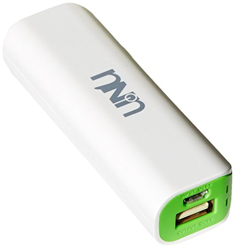 UNU Enerpak Micro Battery - Retail Packaging - White/Green
